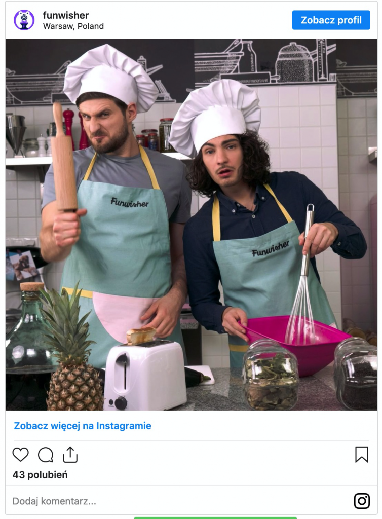 Suchar Codzienny - instagram