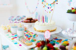 urodziny dla dzieci w domu organizacja