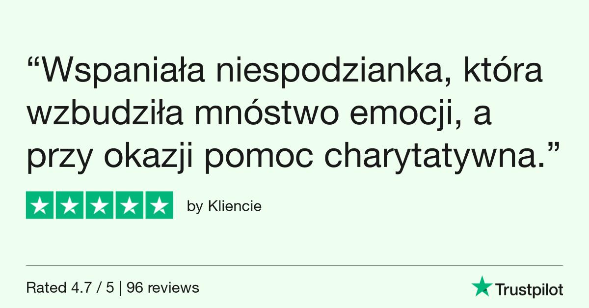 Trustpilot Review - Kliencie